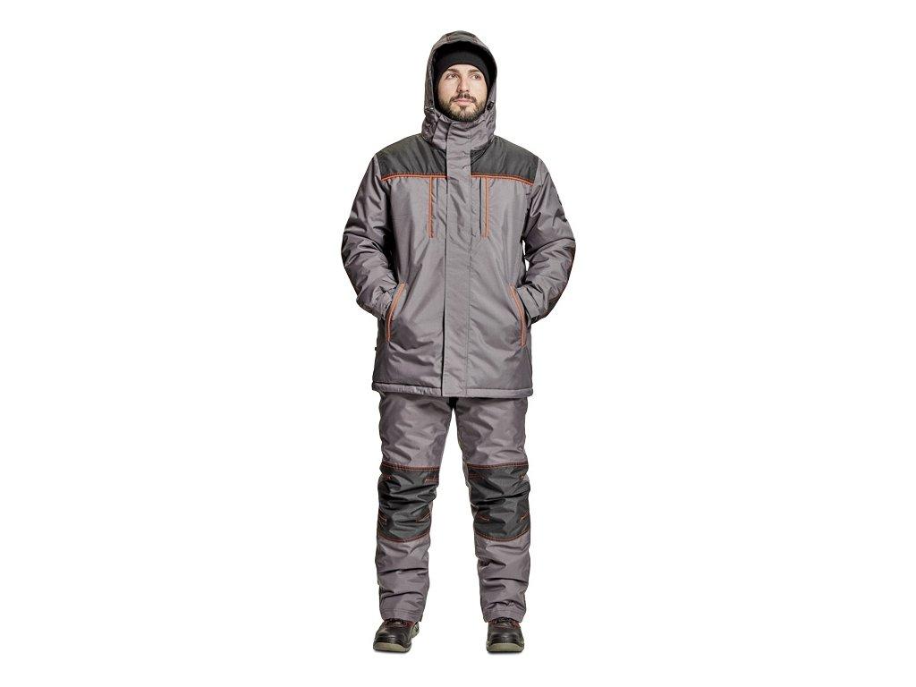 CREMORNE zimní bunda