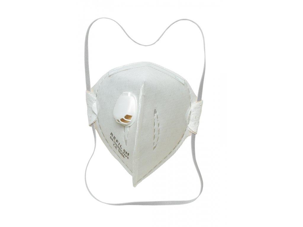 REFIL 511 Respirátor skl.s ventil. FFP1 NR