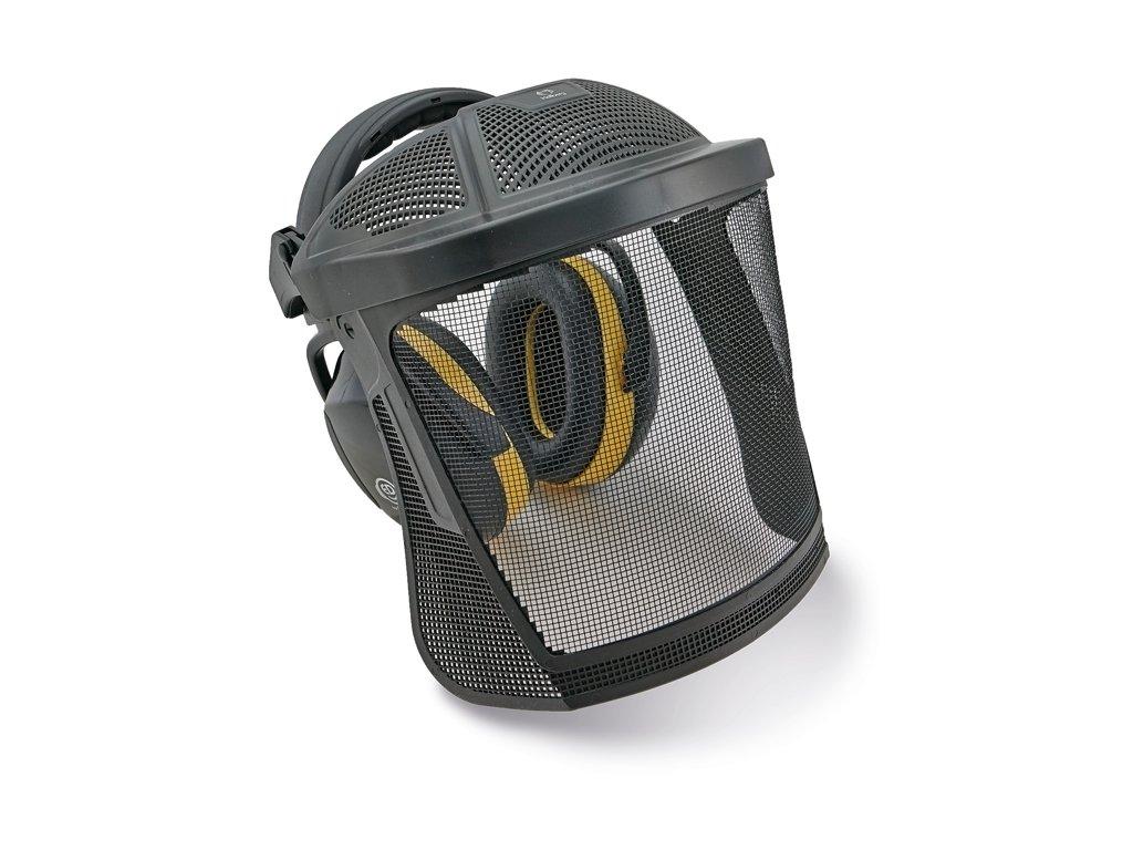 ED SET sluchátka/drátěný štít