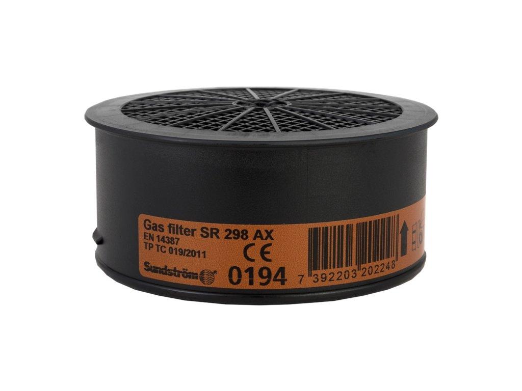 SR 298 AX protiplynový filtr
