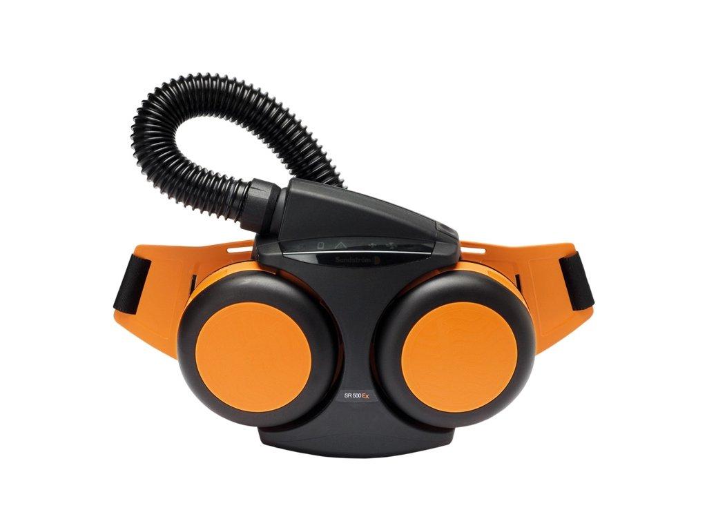 SR 500 EX filtroventilační jednotka