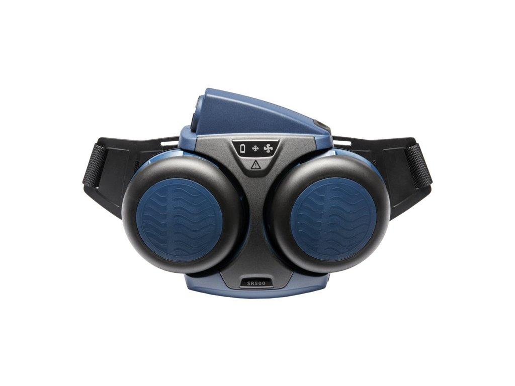 SR 500 HD filtroventilační jednotka