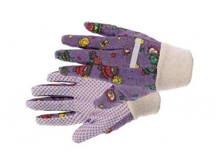 SWEET ruk.ba.s PVC terčíky fialová 6
