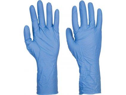 DERMIK - 6080HR nitril.nepudr.rukavice 50ks