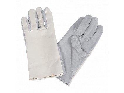 Kombinovaná rukavice dámská