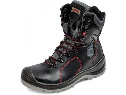 STRALIS S3 SRC poloholeňová obuv