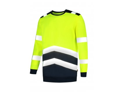 Sweater High Vis Bicolor