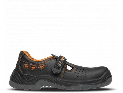 BNN LUX S1P Non Metallic Sandal - doprodej