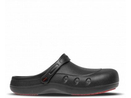 BNN MAXIM OB Black Slipper - doprodej