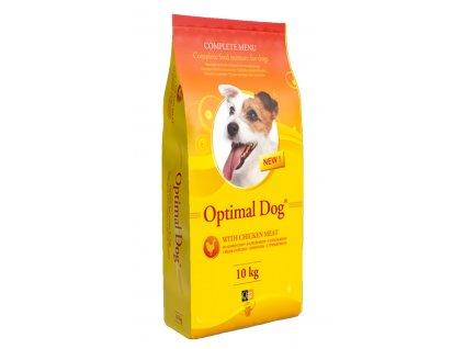 delikan optimal dog kureci 10 kg