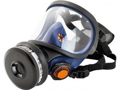SR 200 celoobličejová maska, skleněný zorník