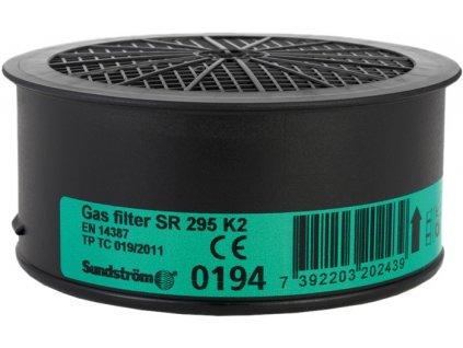 SR 295 K2 protiplynový filtr
