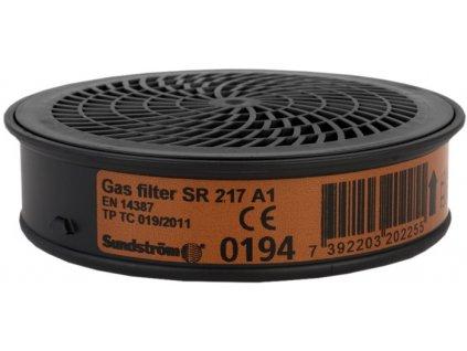 SR 217 A1 plynový filtr