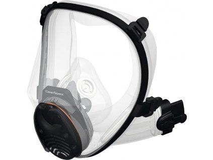 CleanSpace celoobličejová maska