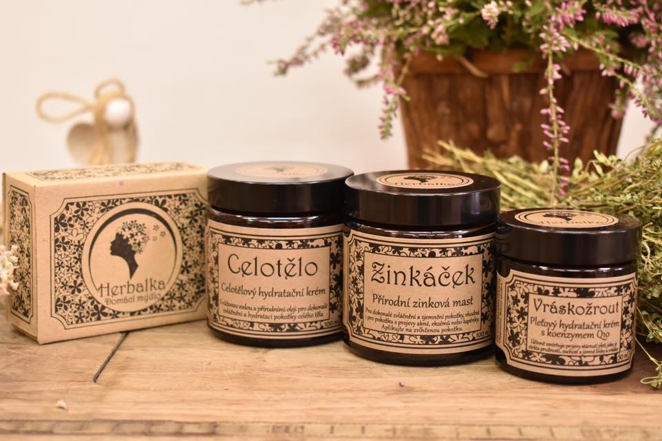 Přírodní Kosmetika Herbalka