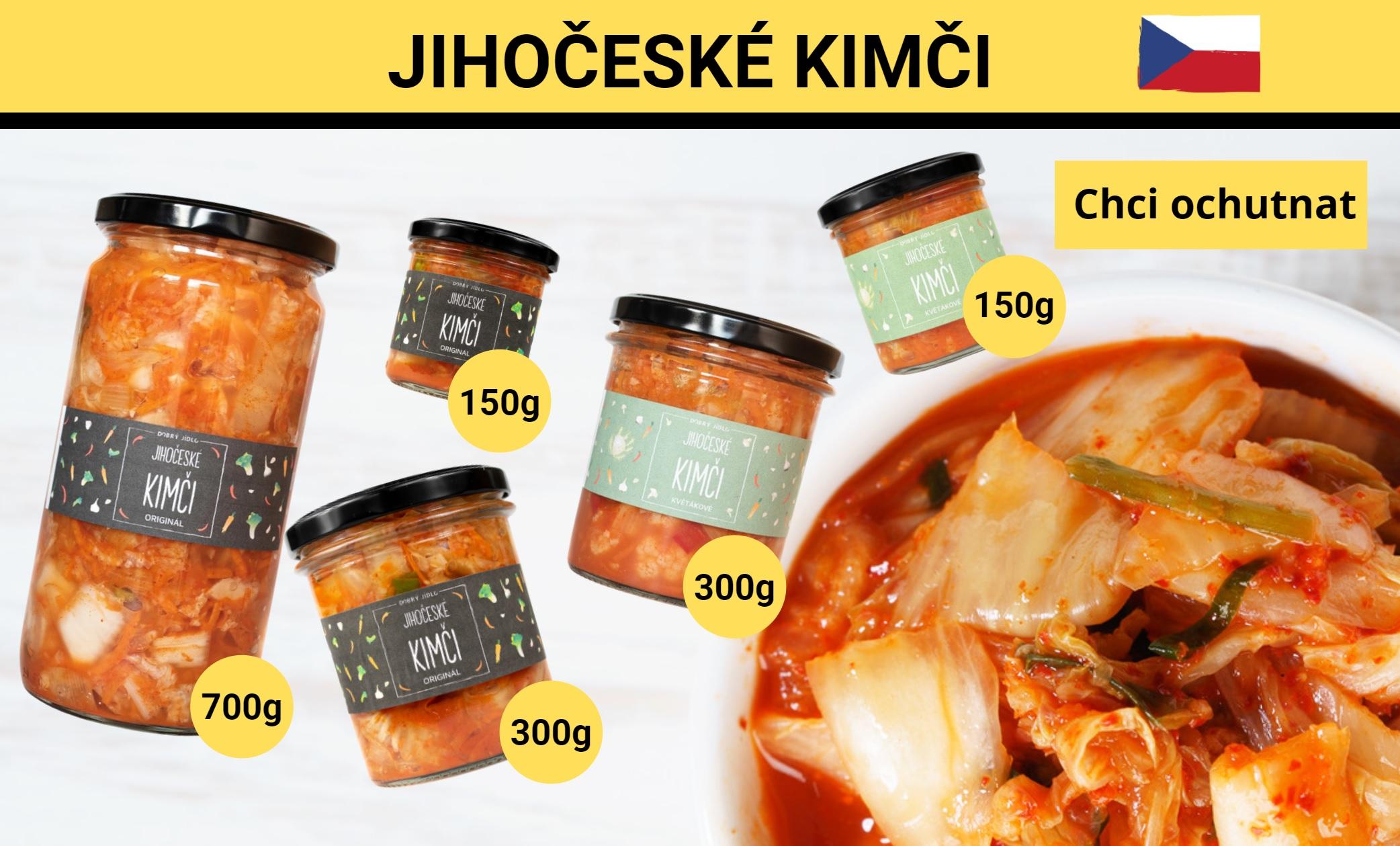 Jihočeské Kimchi