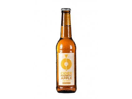 Cider Magnetic Apple Hruška bottle 1