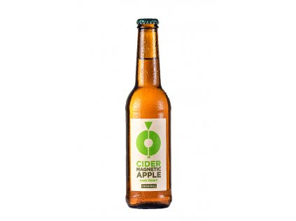Cider Magnetic Apple Original Bottle 1
