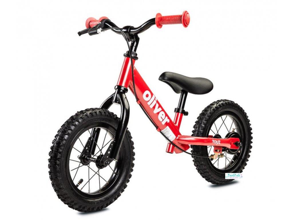 Toyz Oliver pro jarní jízdu na kole