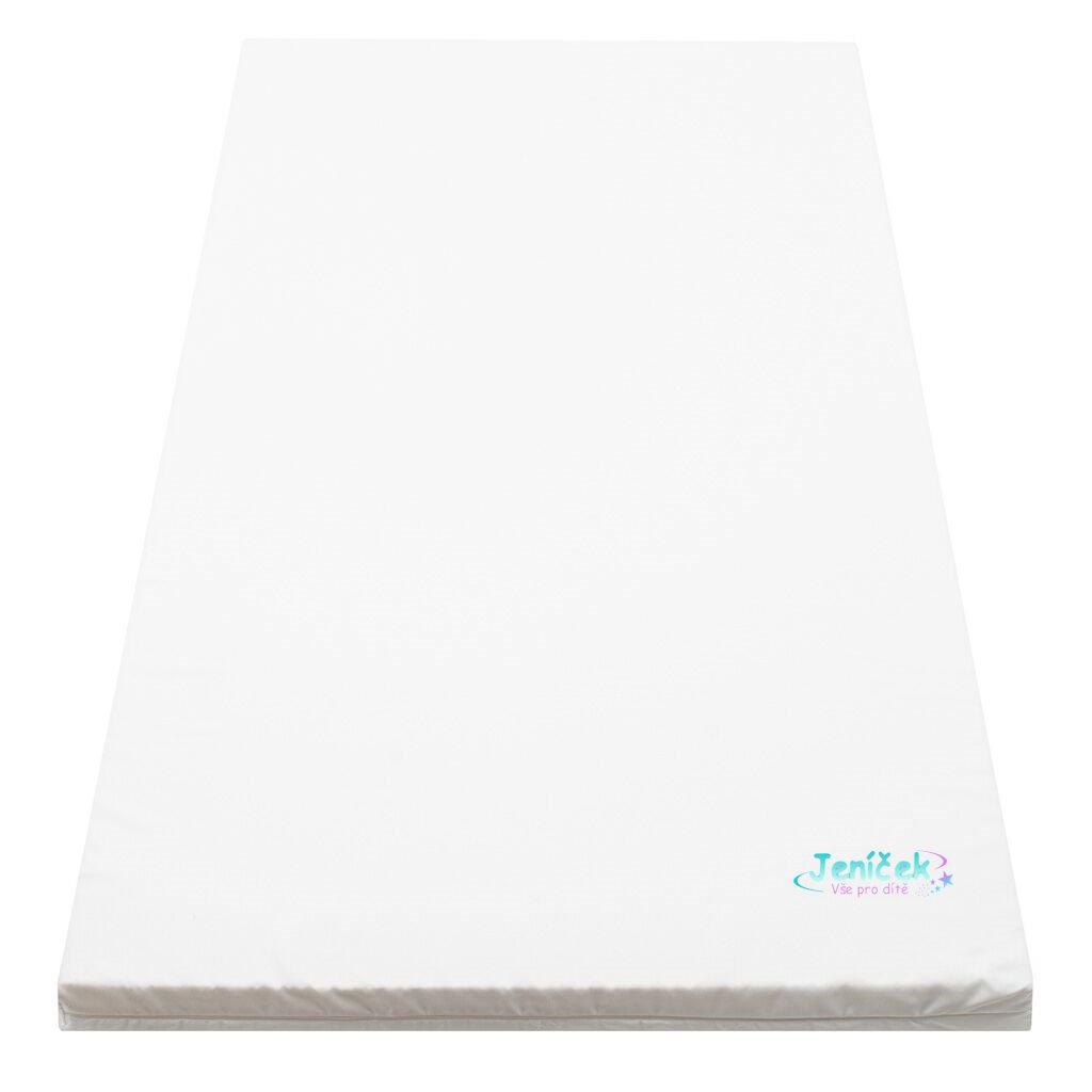 Dětská pěnová matrace New Baby 140x70 bílá
