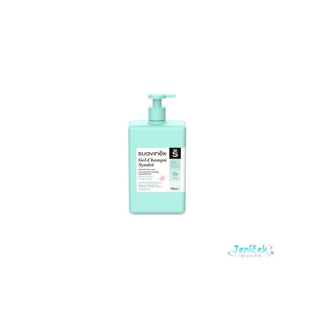 SUAVINEX | SYNDET gel - šampon 750 ml NOVINKA