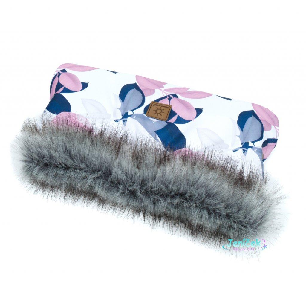 Mamo Tato rukávník - Barevné květy