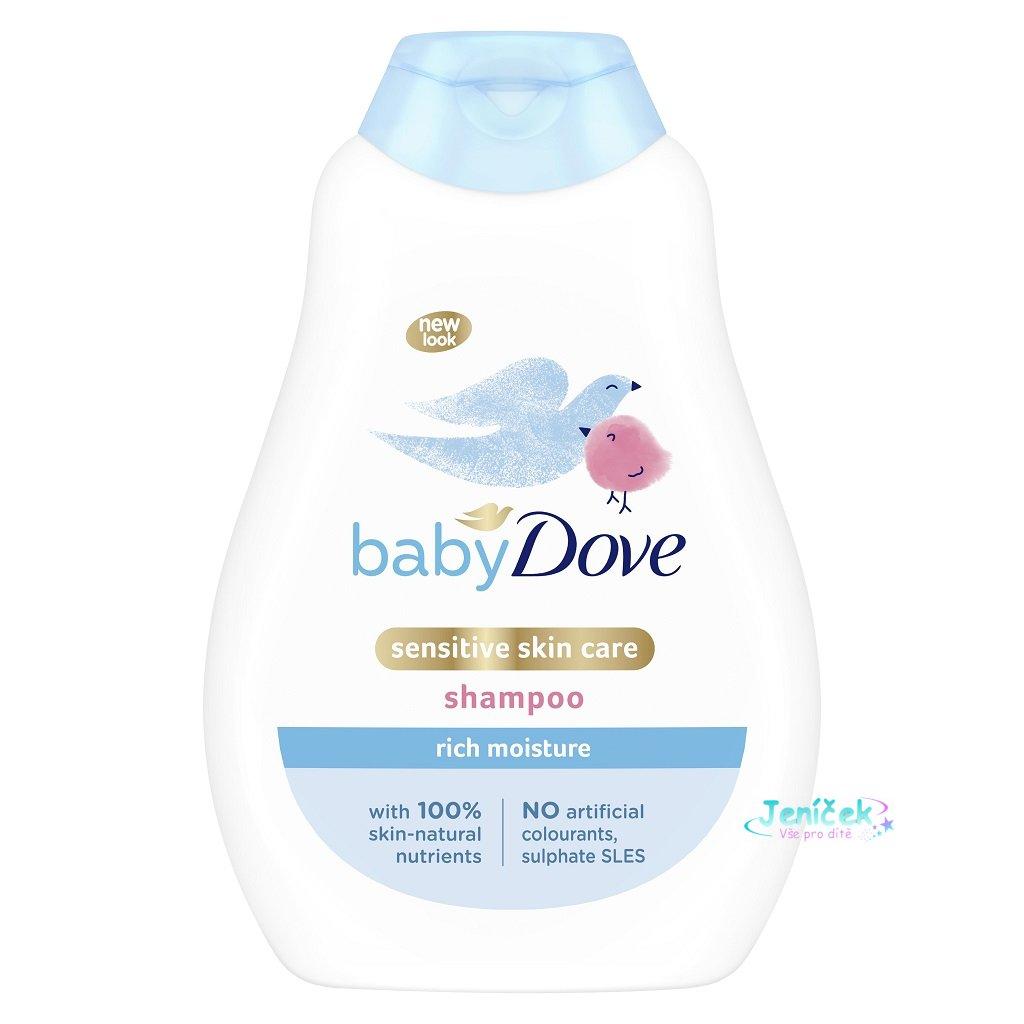 Šampon dětský 400ml Baby Dove