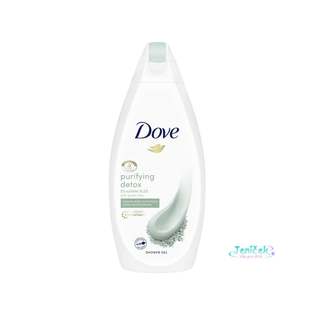Gel sprchový Purifying Detox 500ml Dove