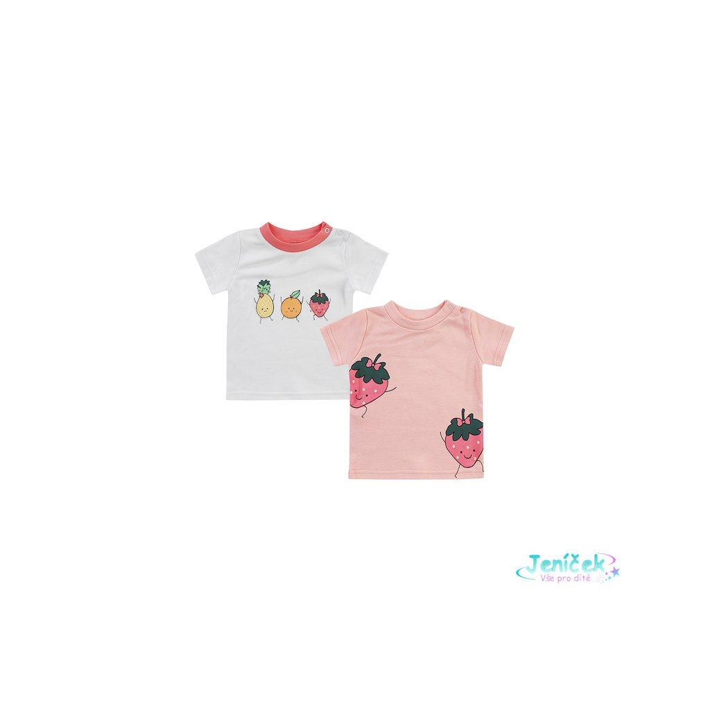 jacky t shirt crazy fruits 2er pack in weiss rosa 91890792000 1@1x