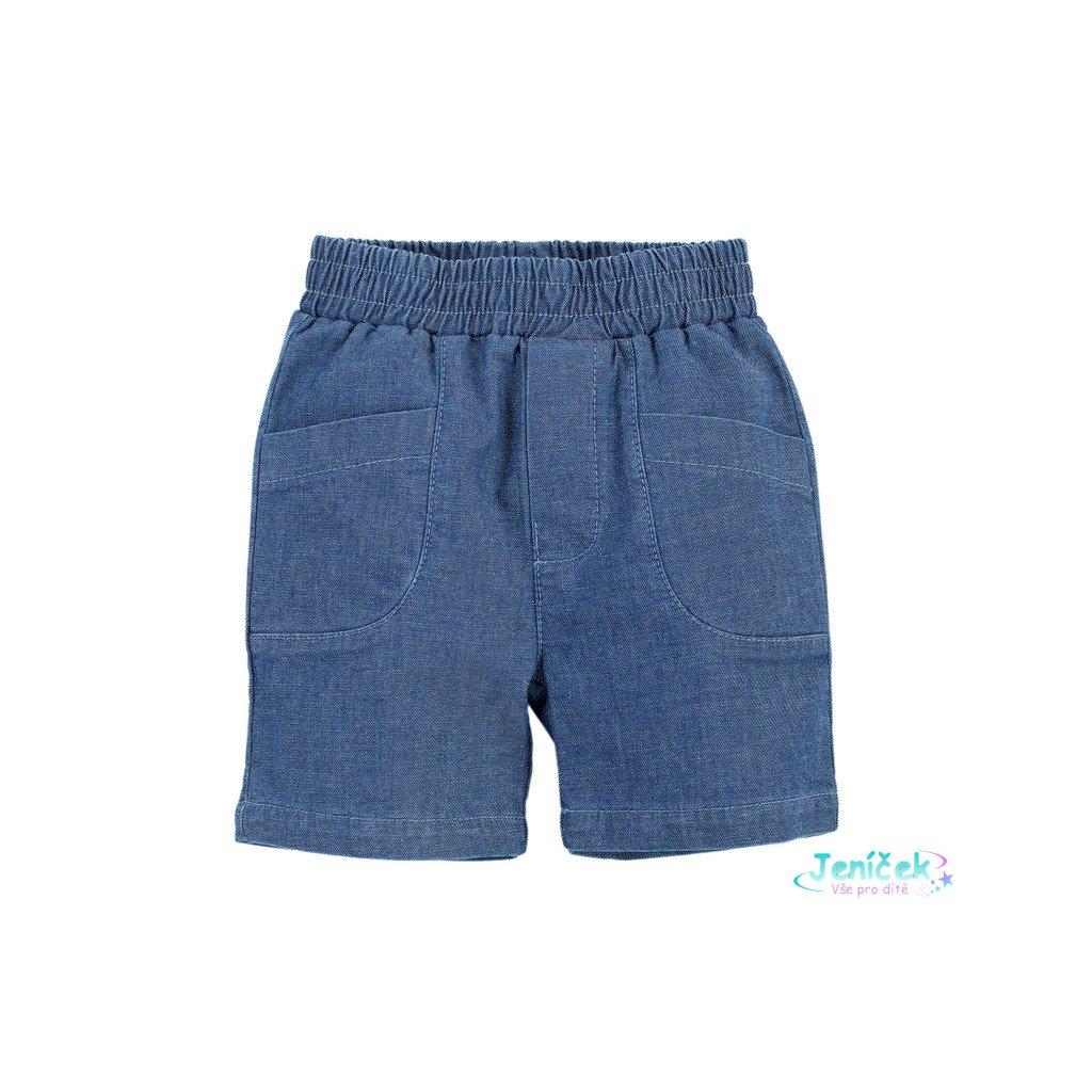 17564 szorty niemowlece jeans pinokio