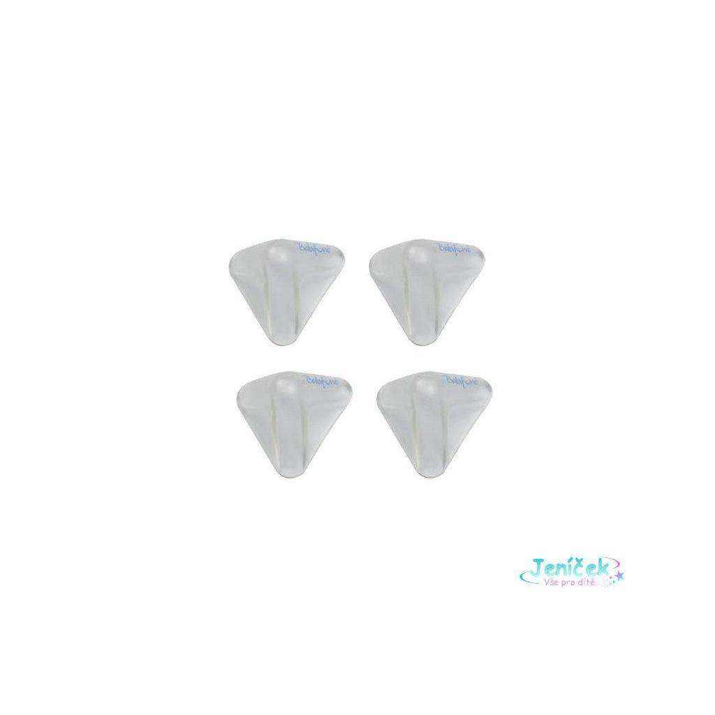 Ochrany rohů trojúhelníkové Baby Ono 4 ks
