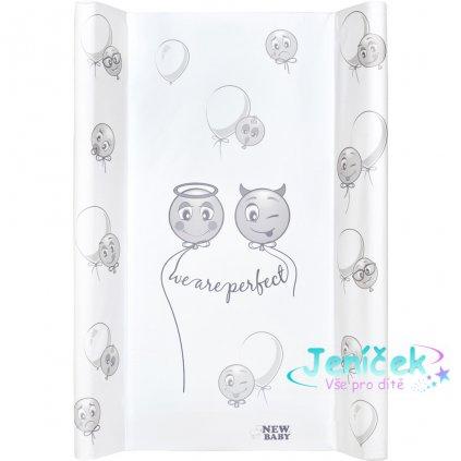 Přebalovací nástavec New Baby Emotions bílý 50x70cm