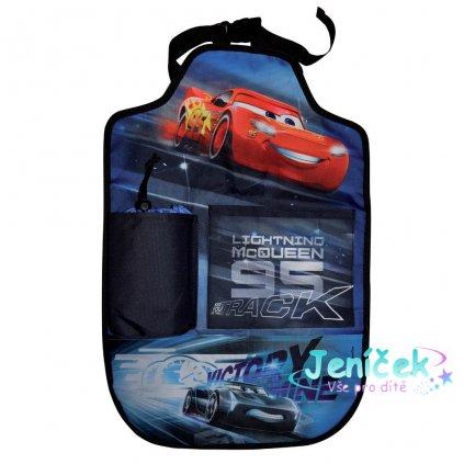 Kapsář do auta Disney Cars 2 40x60 cm