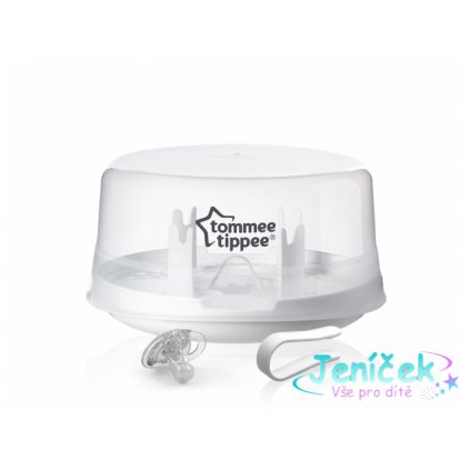 Parní sterilizátor do mikrovlnné trouby C2N