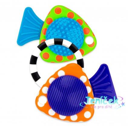 Rybičky se zvuky