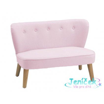 Pohovka Pink