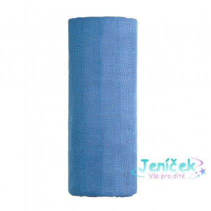 Bambusová osuška, blue / modrá