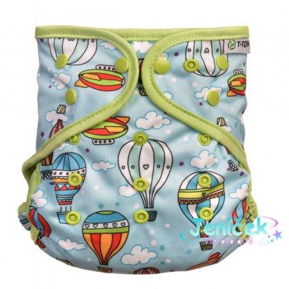 Svrchní kalhotky, air balloons
