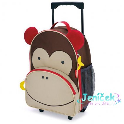 Zoo Kufr cestovní Opička 3+
