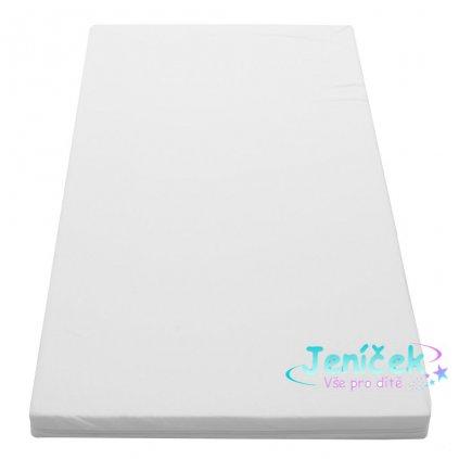 Dětská matrace New Baby BASIC 140x70x6 molitan-kokos bílá