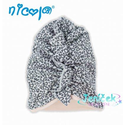 czapka dla dziewczynki kolekcja pola nicol