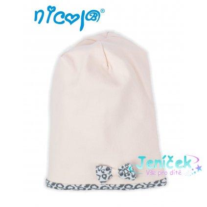 czapka dla dziewczynki kolekcja pola nicol 2