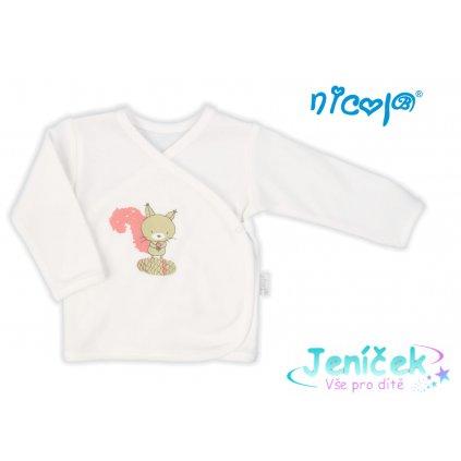 koszulka niemowleca dziewczynka forest nicol