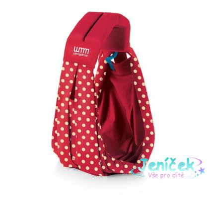 Nosič Soohu Sling Polka Red Special Edition