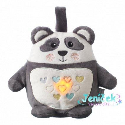 Noční světlo s hudbou Grofriend Pip the Panda