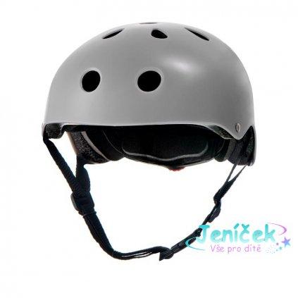 Helma dětská Safety Grey Kinderkraft