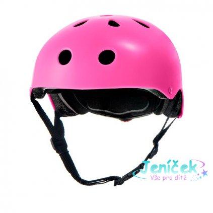 Helma dětská Safety Pink Kinderkraft