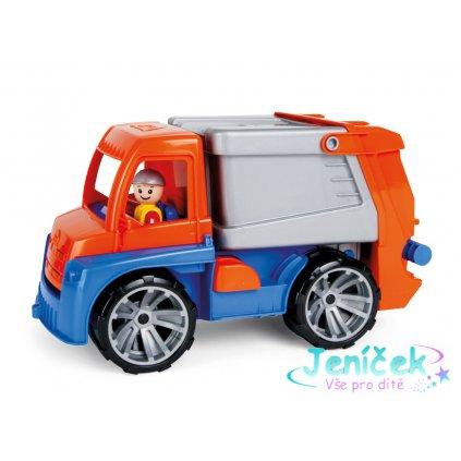 Lena Auto plastové Truxx popelář