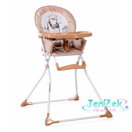 Lorelli Jídelní židlička Cookie - Tučňák