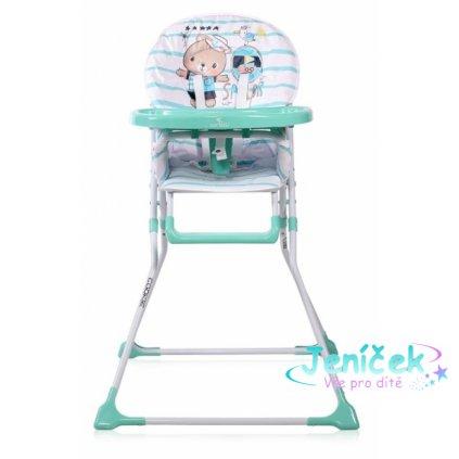 Lorelli Jídelní židlička Cookie - Námořník